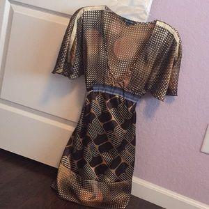 Nordstrom dress boho glam
